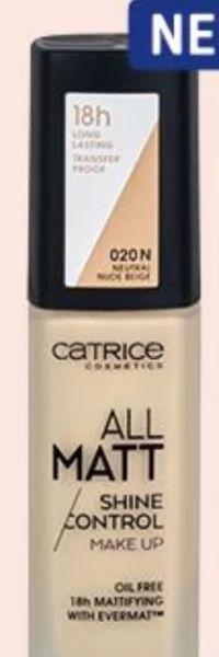 All Matt Shine Control Make-up von Catrice