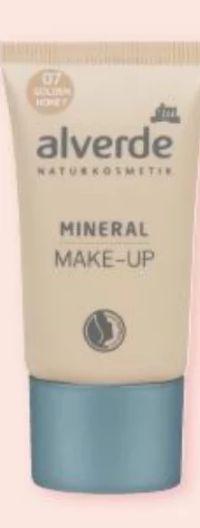 Mineral Make-up von Alverde