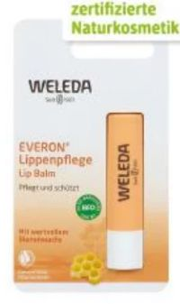 Everon Lippenpflege von Weleda