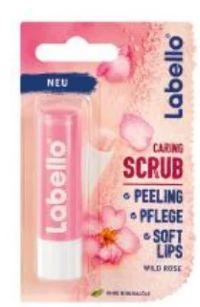 Caring Scrub Lippenpeeling von Labello