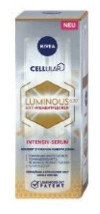 Cellular Luminous Intensiv-Serum von Nivea