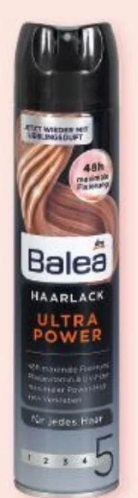 Haarspray Ultra Power von Balea