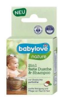 Dusche & Shampoo von Babylove