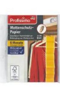 Mottenschutz-Papier von Profissimo