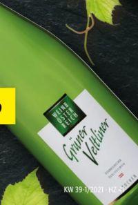 Grüner Veltliner von Österreich Wein