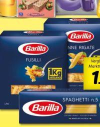 Nudeln von Barilla