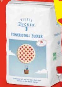 Feinkristallzucker von Wiener Zucker