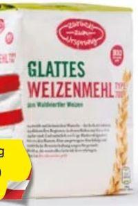 BIO-Weizenmehl von Zurück zum Ursprung