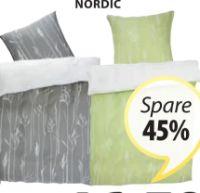 Bettwäsche Nordic von Kronborg