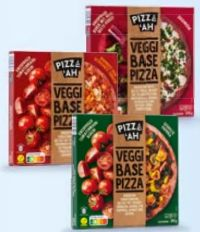 Gemüseboden Pizza von PIZZ'AH