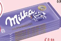 Schokolade von Milka