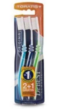 Original Zahnbürste von Dr. Best