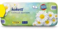 Toilettenpapier XXL von Kokett