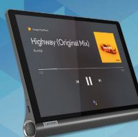 Zoll Tablet  Yoga Smart von Lenovo
