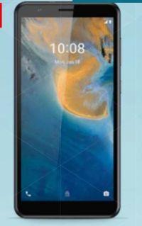 Smartphone Blade A31 von Zte