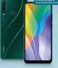 Smartphone Y6P von Huawei