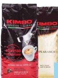Espresso Napoletano von Kimbo