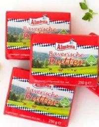 Butter von Almbua