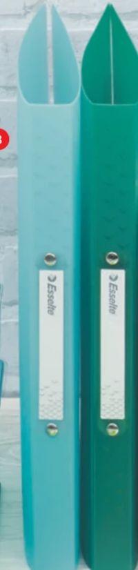 Ringmappe Colour Ice von Esselte