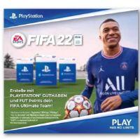Playstation Guthaben von Sony