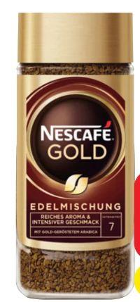 Gold Löskaffee von Nescafé