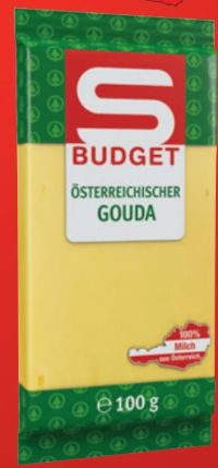 Gouda von S Budget