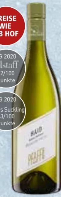 Grüner Veltliner Haid Weinviertel von Weingut R&A Pfaffl