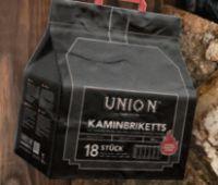 Kaminbriketts von Union