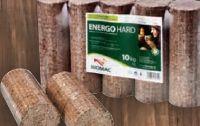 Hartholzbrikett von Biomac