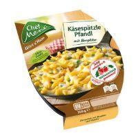 Käsespätzlepfandl von Chef Menü