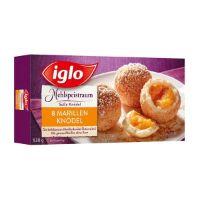 Marillenknödel von Iglo