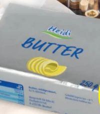 Butter von Heidi
