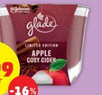 Premium Duftkerze von Glade by Brise