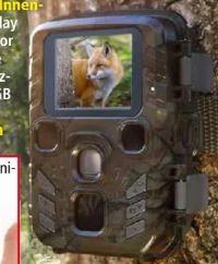 Mini-Universal Überwachungskamera von Technaxx