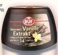 Gourmet Vanille Extrakt von Ruf
