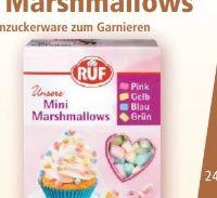 Mini-Marshmallows von Ruf