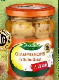 Champignons von Ernte Krone