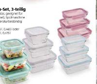 Glas-Frischhaltedosen-Set von Glasslock
