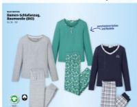 Damen-Schlafanzug von Blue Motion
