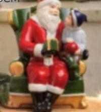 Santa auf Sessel von Villeroy & Boch