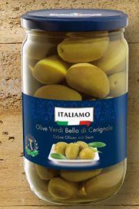 Olive Verdi von Italiamo