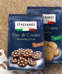 Mürbteigkekse von Italiamo