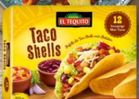 Taco Shells von El Tequito