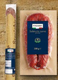 Strolghino Salami von Italiamo