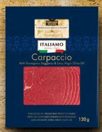 Carpaccio von Italiamo