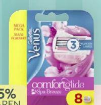 Venus Comfortglide Spa Breeze Rasierklingen von Gillette