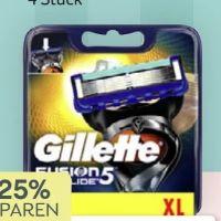 Rasierklingen Fusion5 Proglide von Gillette