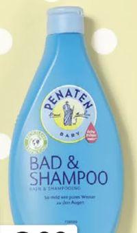 Bad-Shampoo von Penaten