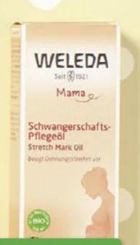 Schwangerschaftspflegeöl von Weleda
