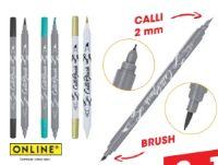 Calli Brush Pens Set von Online